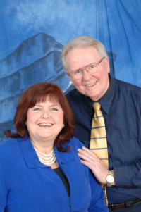 Eileen  and Norman  Johns