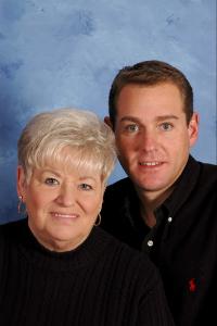 Jim & Sandy Riley (mother - son team)